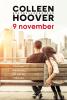 Colleen  Hoover ,9 November