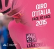 <b>Richard  Balint</b>,Jaarboek Giro D`Italia face to face 2015