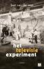 Bert van der Veer,Het televisie experiment