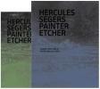 <b>Hercules Segers slipcase (platen en tekstdeel)</b>,