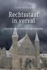 Sybe  Schaap ,Rechtsstaat in verval