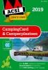 ACSI ,ACSI CampingCard & Camperplaatsen 2019 set 2 delen
