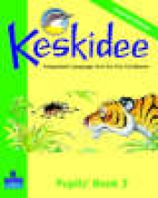 Anne Worrall,   A Ward Keskidee Pupils` Book 3 Second Edition
