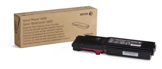 , Tonercartridge Xerox 106R02230 rood