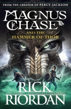 Rick,Riordan Magnus Chase and the Hammer of Thor