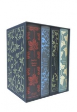 Penguin Clothbound Classics the Brontë Sisters (boxed Set)