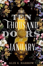 alix harrow Ten thousand doors of january