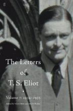 T. S. Eliot , Letters of T. S. Eliot Volume 7: 1934-1935, The