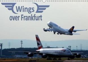 Sylvia Schwarz Wings over Frankfurt (UK Edition) 2019