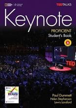 Dummett, Paul,   Lansford, Lewis,   Stephenson, Helen Keynote C2.1/C2.2: Proficient - Student`s Book (Split Edition A) + DVD