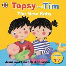 Adamson, Jean Topsy and Tim: The New Baby