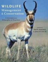 Krausman, Paul R. Wildlife Management and Conservation