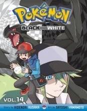 Kusaka, Hidenori Pokemon Black and White 14