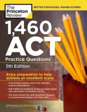 Princeton Review 1,471 ACT Practice Questions, 5th Edition