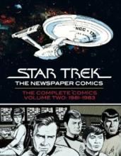 DiVono, Sharman Star Trek the Newspaper Comics 2