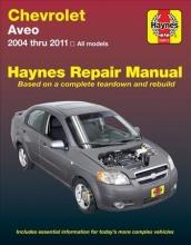 Haynes Publishing Chevrolet Aveo Automotive Repair Manual