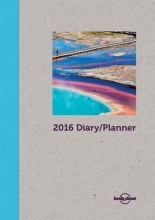 Lonely Planet Day Planner / Diary 2016