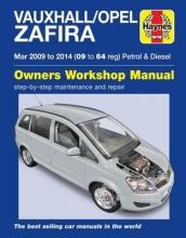 Martynn Randall Vauxhall/Opel Zafira Petrol & Diesel (Mar `09-`14) 09 To 64