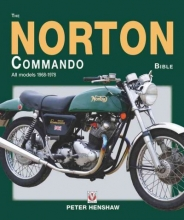 Peter Henshaw The Norton Commando Bible