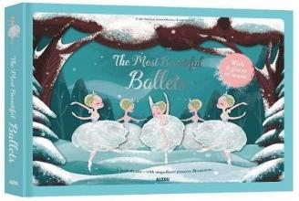 Fondacci Elodie, Most Beautiful Ballets (paper Theatre)