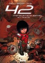 Cano, Jean-Luc 42 - Intergalaktische Agenten  04. Cal` Han (1/2)