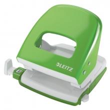 , Perforator Leitz NeXXt 5008 2-gaats 30vel lichtgroen