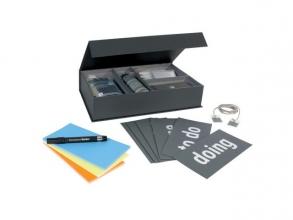 , Toolkit kanban Sigel voor glas-magneetborden