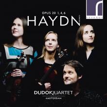 Nw dudok quartet , Cd haydn string quartets op 20