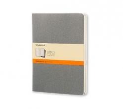 Moleskine Cahiers Light Warm Grey Extra Large Ruled Journal