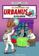 Willy  Linthout Urbanus 136 De killerkok