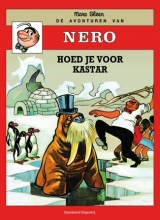 Marc  Sleen De avonturen van Nero Nero HC Hoed je voor Kastar