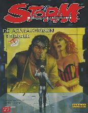 Martin  Lodewijk Storm 22 - De Armageddon Reiziger
