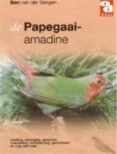 B. van der Sangen Over Dieren De Papegaai amadine