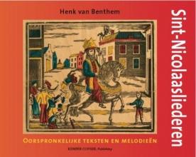 H. van Benthem , Sint-Nicolaasliederen