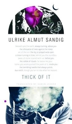 Ulrike Almut Sandig,   Karen Leeder,Thick of It