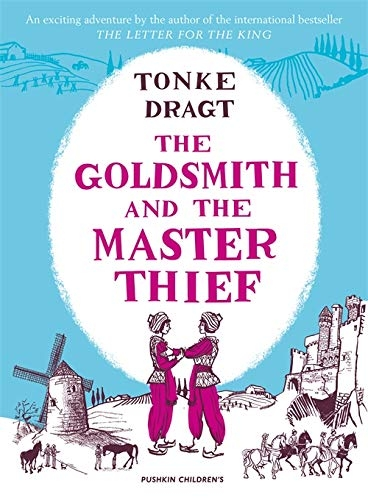 tonke dragt,Goldsmith and the master thief