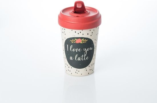 Chi-bcp271,Bamboocup love you latte