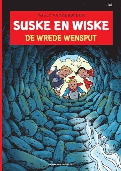 Willy Vandersteen,De wrede wensput