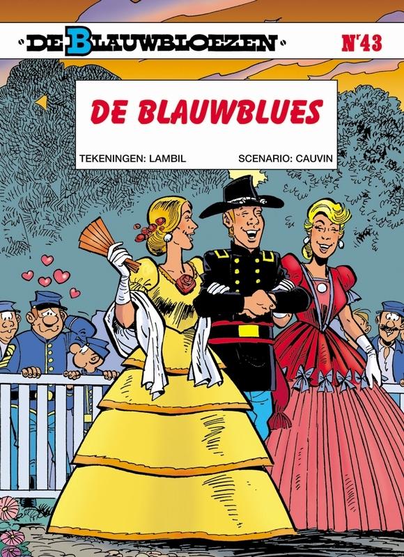 R. Cauvin,De blauwblues