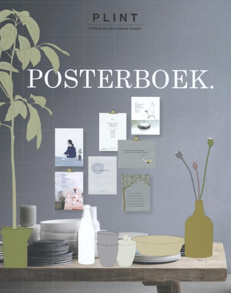 Mia Goes,Posterboek