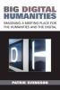 Patrik Svensson, Big Digital Humanities