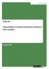 Lux, Sarah, Frauenbilder in Arthur Schnitzlers Dramen. Eine Analyse
