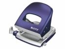 , Perforator Leitz NeXXt 5006 Style 2-gaats 30vel titaniumblauw