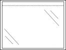 , paklijstenvelop binnenmaat 165x122mm A6 50 micron blanco    1000 stuks