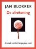 Jan Blokker, De afrekening