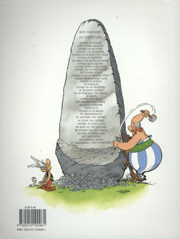 Albert,Uderzo/ Goscinny,,René,Asterix 13