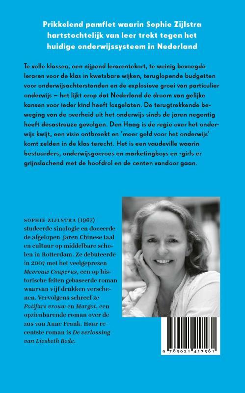 Sophie Zijlstra,Het kind en de rekening