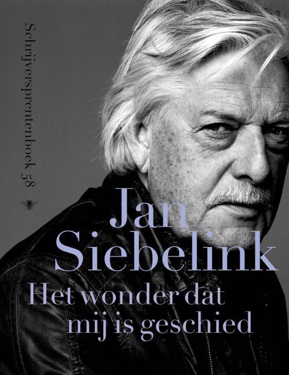 Jan Siebelink,Schrijversprentenboek