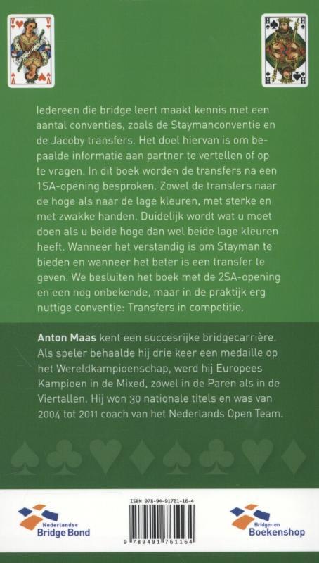 Anton Maas,Transfers