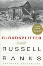 Banks, Russell Cloudsplitter